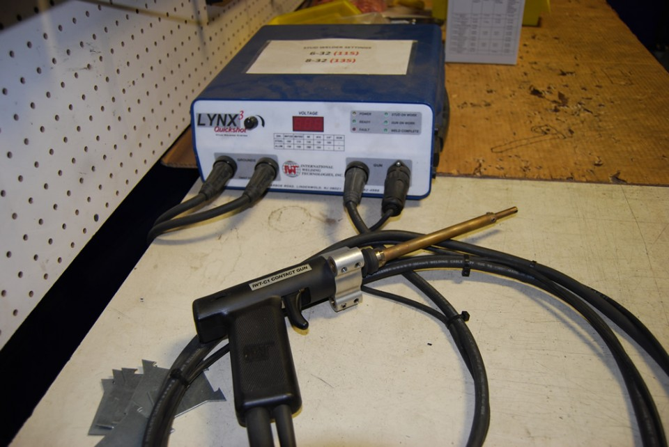 Lynx Quickshot Stud Welder copy