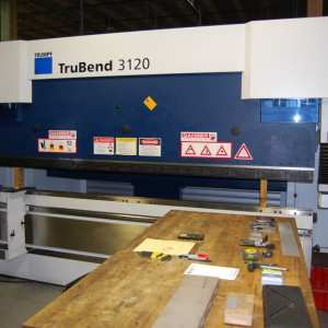 Trumpf True Bend 3120