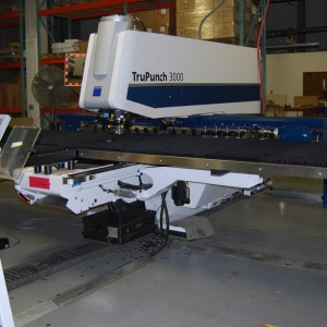 Trumpf True Punch 3000